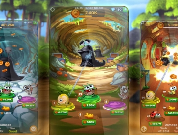 "Seriously - ""Best Fiends FOREVER"" Game Trailer"